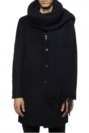 Woven scarf with fringes od Marni