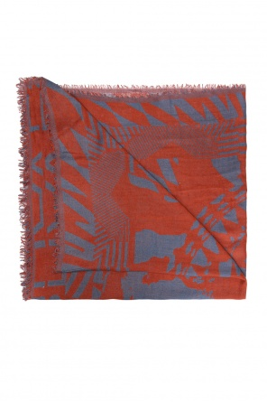 Embroidered shawl od Diesel