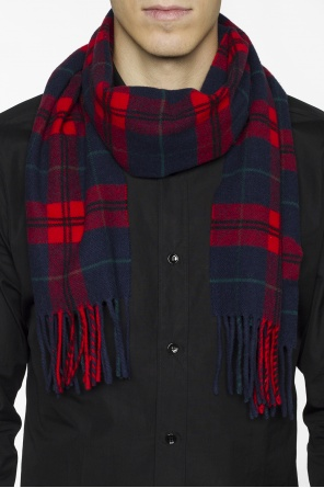 Checked scarf od Dsquared2