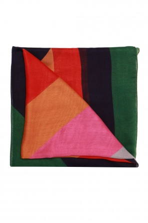 Scarf with logo od Paul Smith