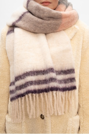 Fringed scarf od Paul Smith