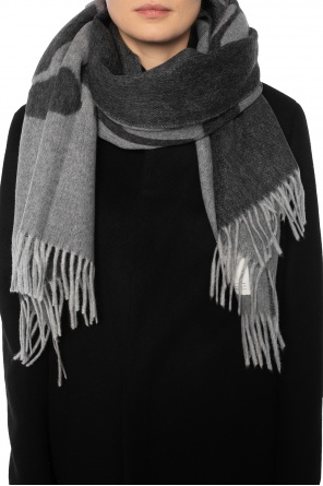 Fringed scarf od Rag & Bone