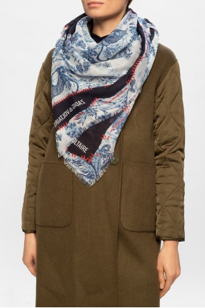 Printed shawl od Zadig & Voltaire