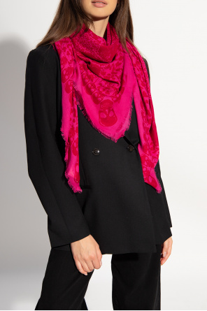Scarf with logo od Zadig & Voltaire
