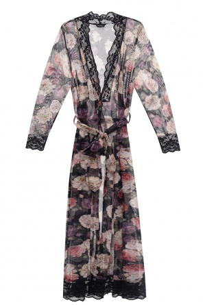 Patterned bathrobe od Emporio Armani