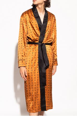 Reversible bathrobe od MCM