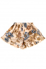 Zimmermann Kids Shorts with floral print