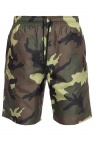 Camo swim trunks od Givenchy