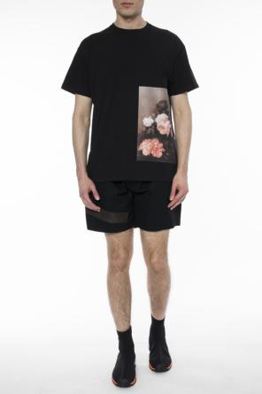 Shorts with insert od Raf Simons