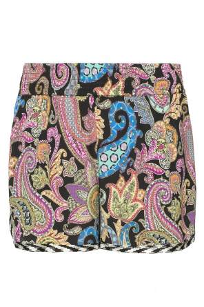 Patterned shorts od Etro