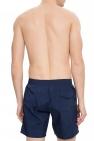 Giorgio Armani Logo swim shorts