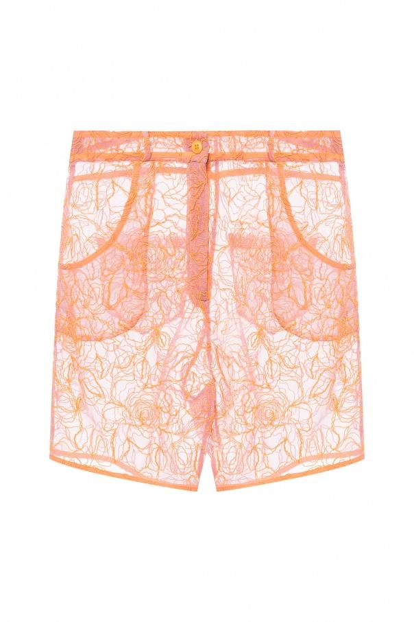 Jacquemus 'Lavandou' shorts
