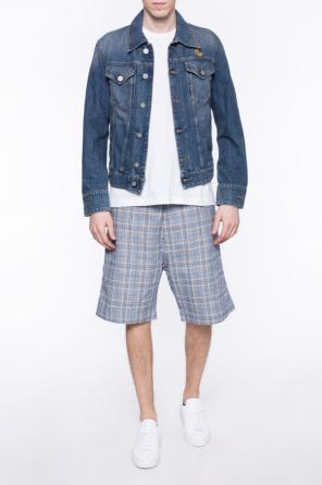 Checked shorts od Vivienne Westwood