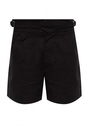 Ribbed shorts od Vivienne Westwood