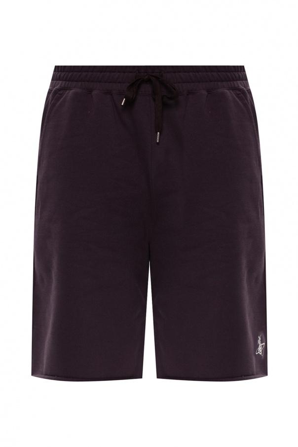 Vivienne Westwood Logo shorts