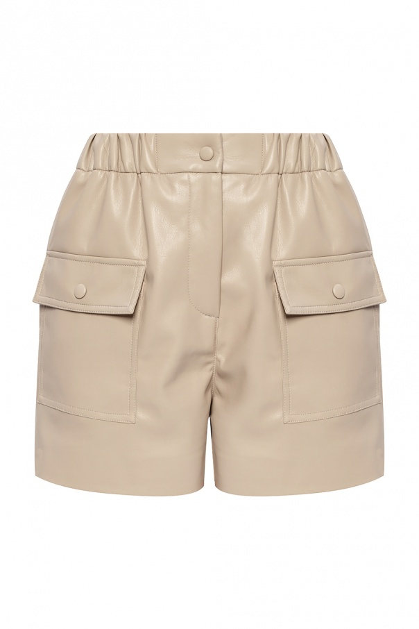 MSGM High-waisted shorts