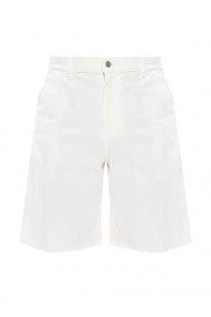 牛仔短裤 od MSGM