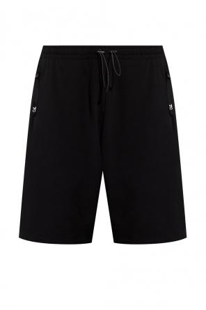 Double-layered shorts od EA7 Emporio Armani