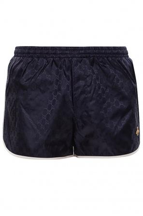 Logo swim shorts od Gucci