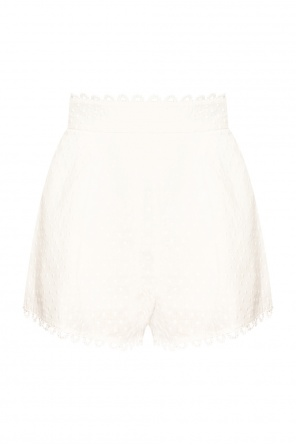 Polka dot shorts od Zimmermann