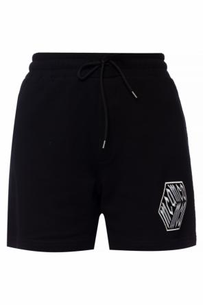 Patched shorts od McQ Alexander McQueen