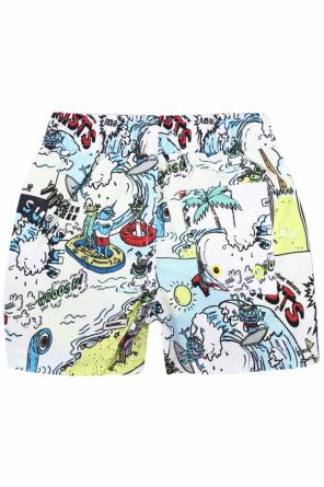 Patterned swimming shorts od Stella McCartney Kids