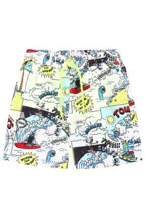 Patterned swim shorts od Stella McCartney Kids