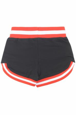 Oversize sweat shorts od Stella McCartney Kids