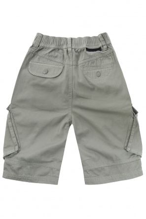 Denim shorts od Stella McCartney Kids