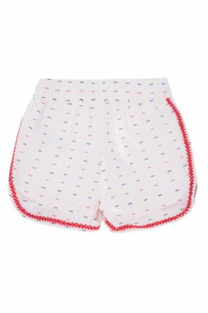 Embroidered shorts od Stella McCartney Kids