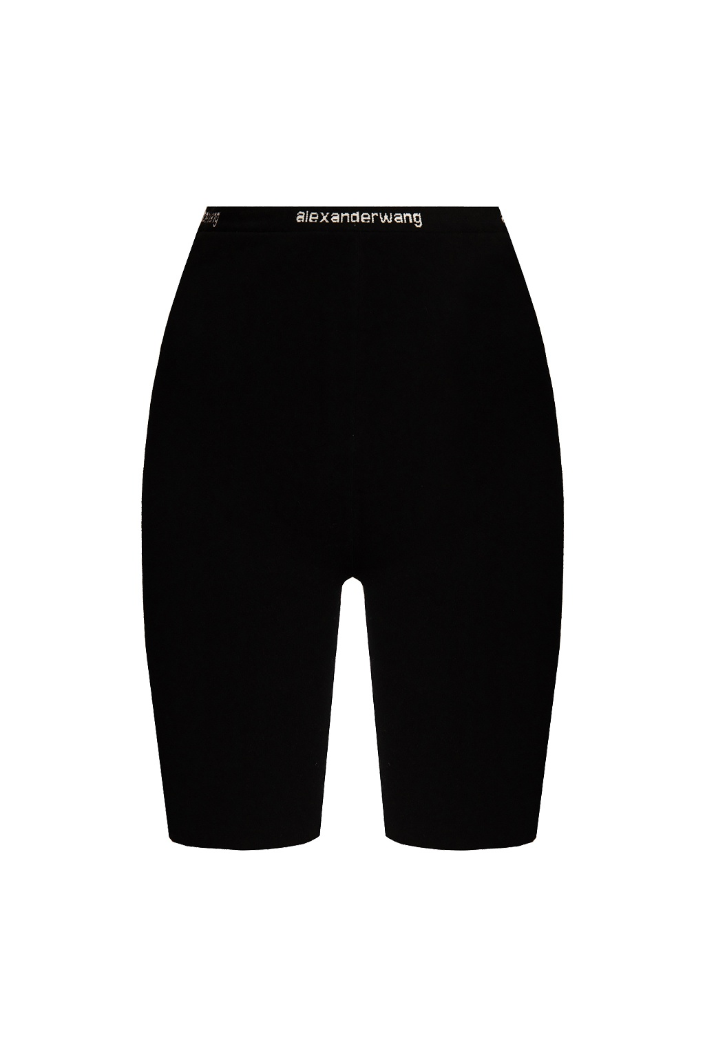T by Alexander Wang Cropped leggings with logo