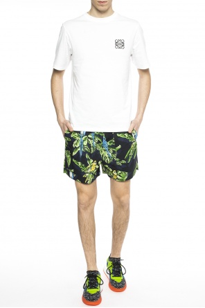 Patterned shorts od Stella McCartney