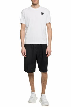 Shorts pulled with straps od McQ Alexander McQueen