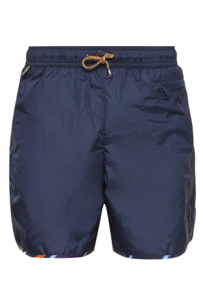Appliqued swimming shorts od M Missoni