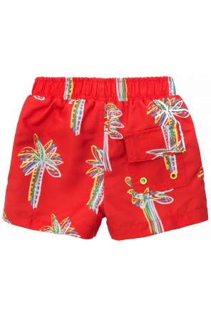 9ad1aedc96704 Patterned swimming trunks od Stella McCartney Kids ...