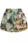 Zimmermann Patterned shorts
