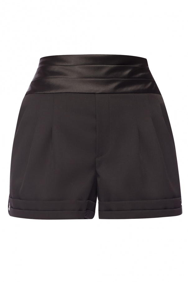 Saint Laurent Wool shorts