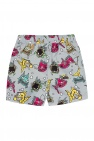 Stella McCartney Kids Swimming shorts with logo
