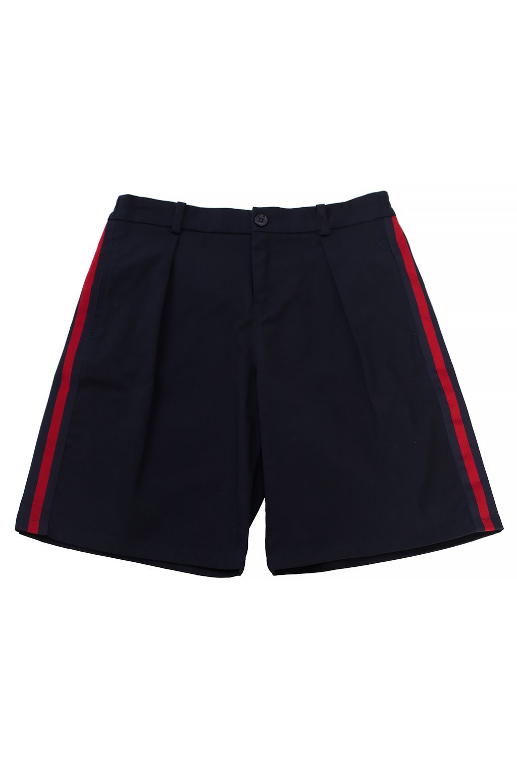 Gucci Kids Side-stripe shorts