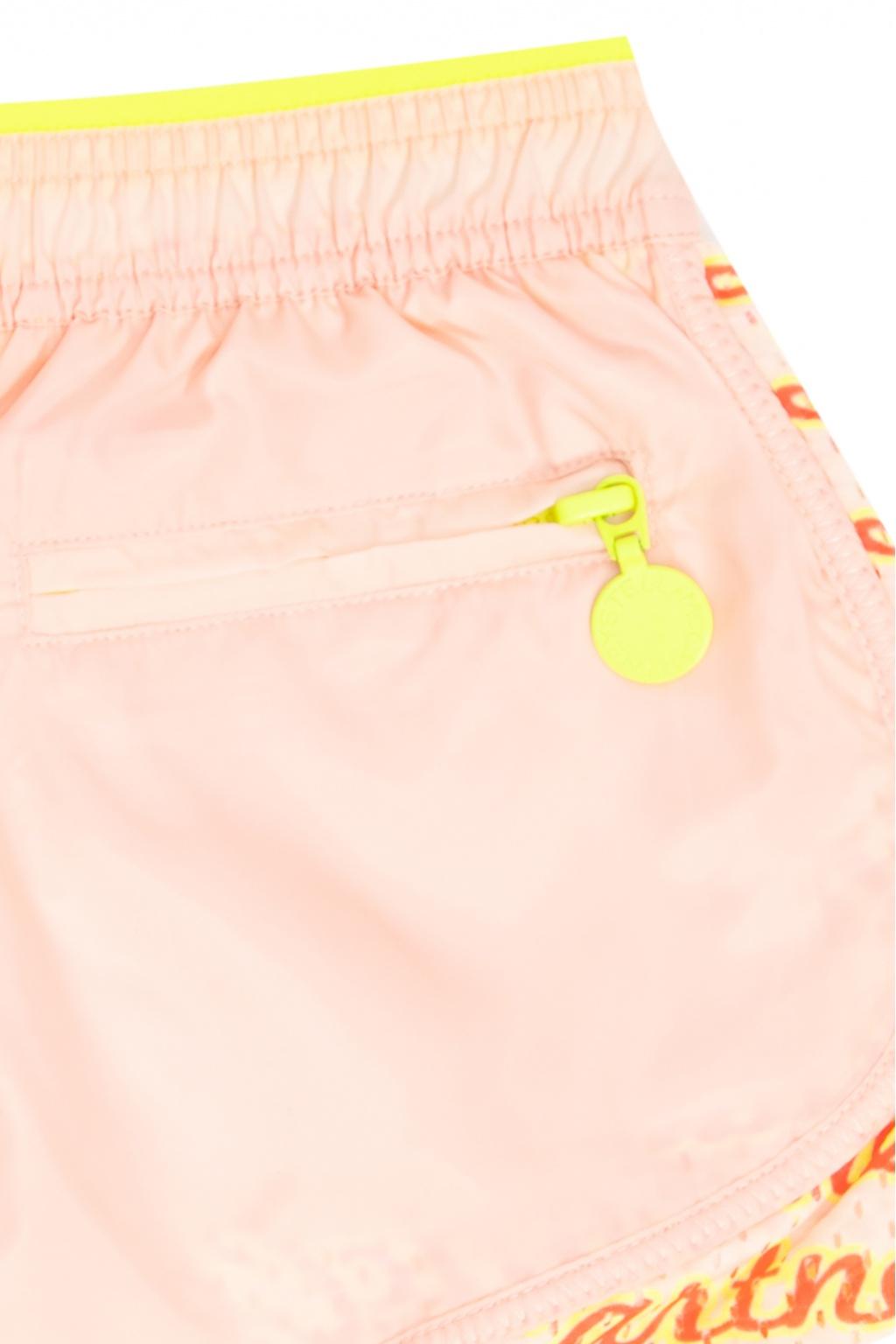 Stella McCartney Kids Shorts with logo