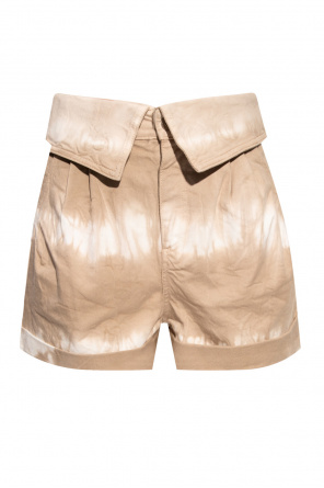Tie-dye shorts od Stella McCartney