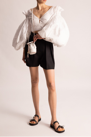 Shorts with pleats od Stella McCartney