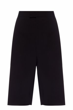 High-waisted shorts od Bottega Veneta