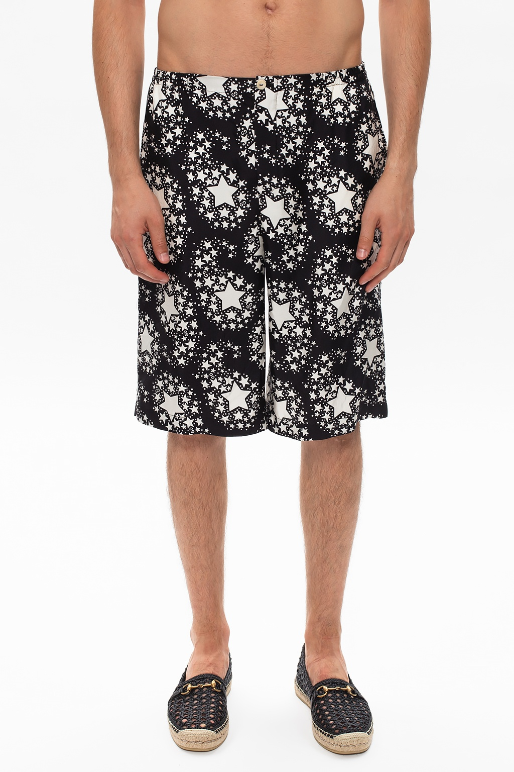 Gucci Patterned shorts