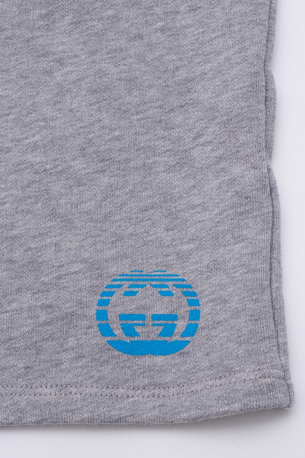 Gucci Kids Szorty dresowe z logo