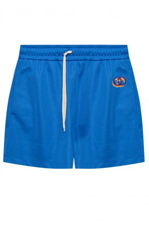 Shorts with logo od Gucci