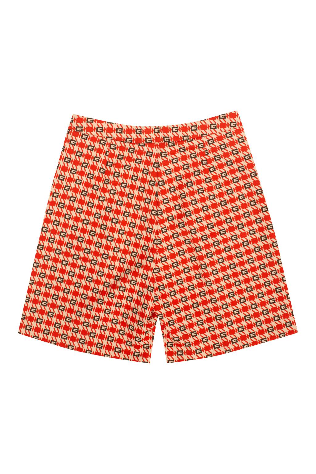Gucci Kids Patterned shorts