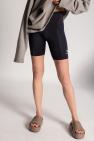 Balenciaga Training shorts with logo
