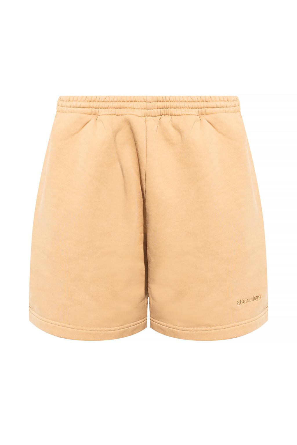 Balenciaga Sweat shorts with logo