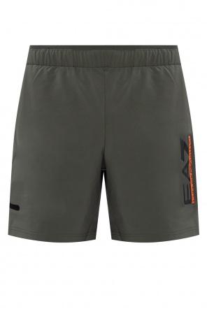 Logo shorts od EA7 Emporio Armani